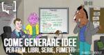 corso online produrre idee per la narrazione